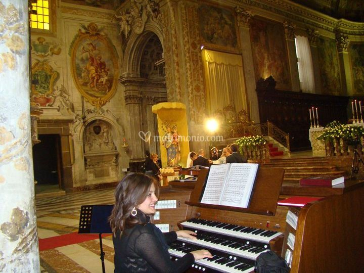 Organo Cattedrale Acireale