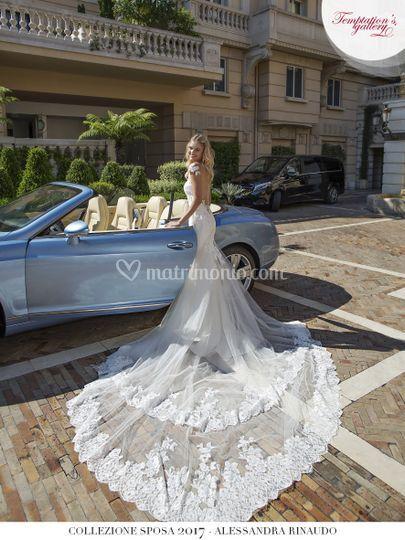 Sposa 2017  Alessandra Rinaudo