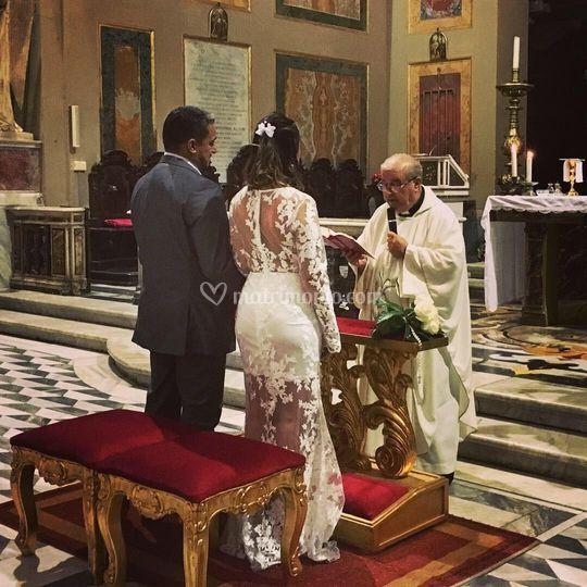 Sposo & Sposo, Cerimonia