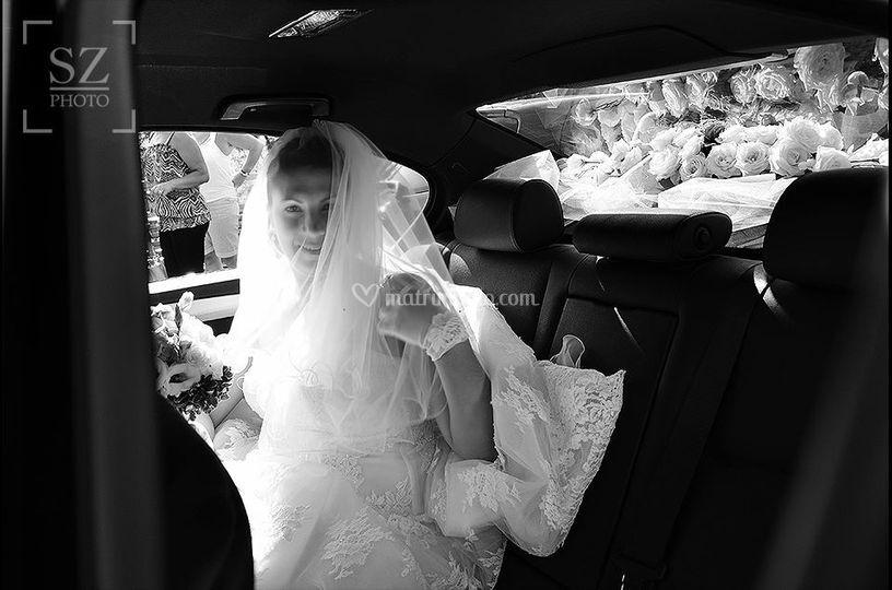 Arriva la sposa!