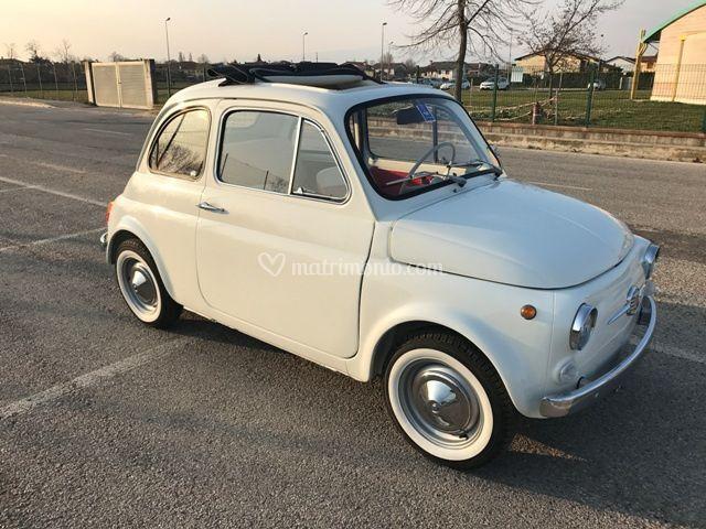 Fiat 500F Cabrio