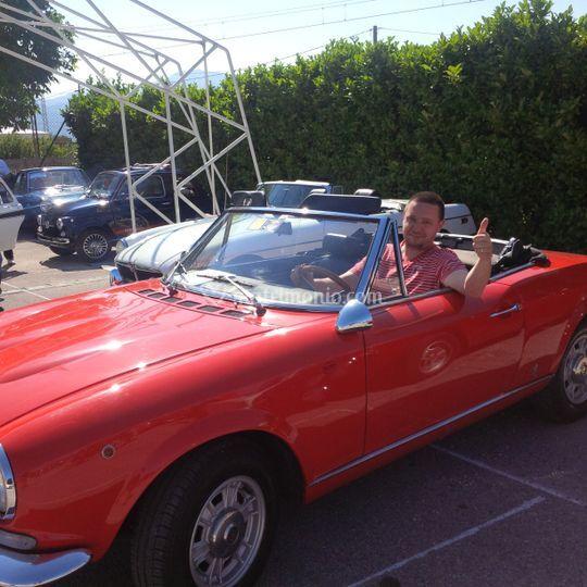 Fiat 124 Spider Sport