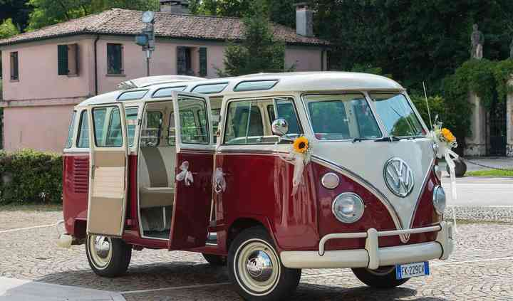 VW Ti Bulli Pulmino