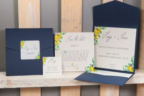 Marilù Wedding Card
