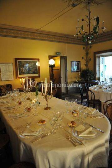 Villa simplicitas for Saloni interni