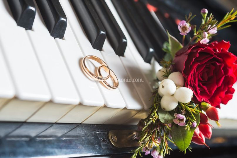 Corner pianoforte