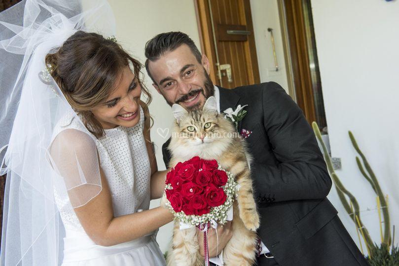 Morena e Fabio