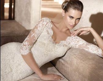 Vestiti da sposa Elie Saab 2011
