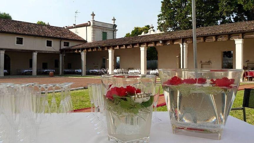 Rustici Matrimonio Vicenza : Villa cordellina lombardi
