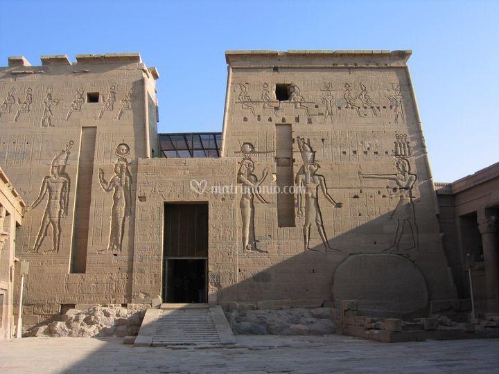 Egitto - Tempio di Phile