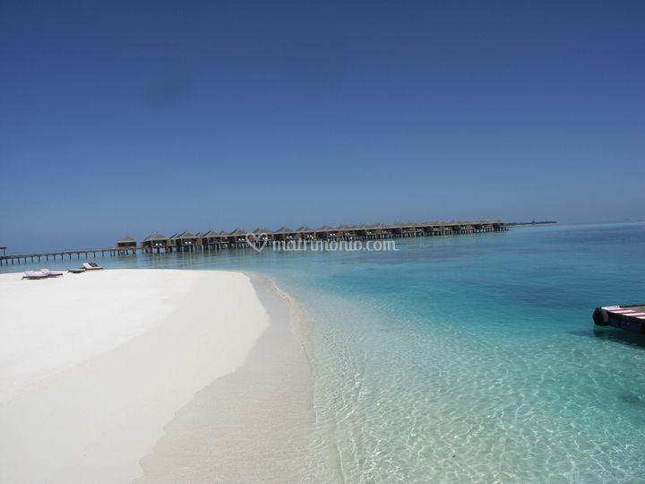 Maldive -Moofushi