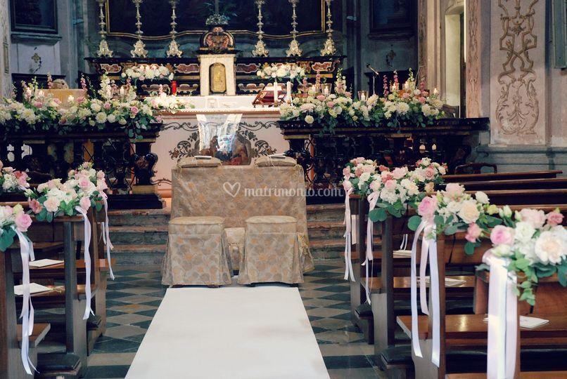 Santa Maria del popolo vigevan