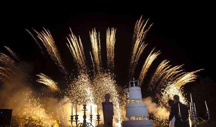 Mearelli Fuochi d'Artificio