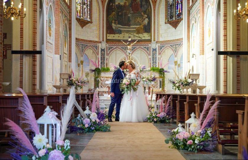 Pampas matrimonio