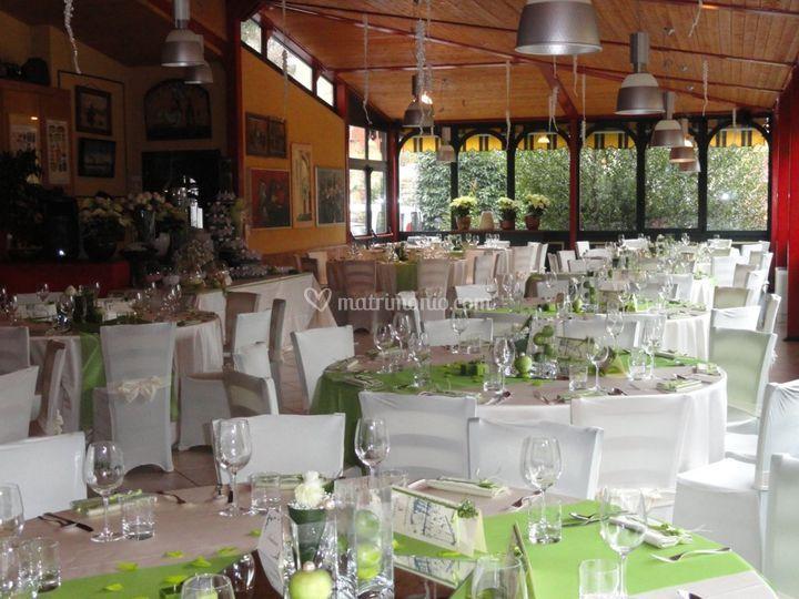 Sala banchetto
