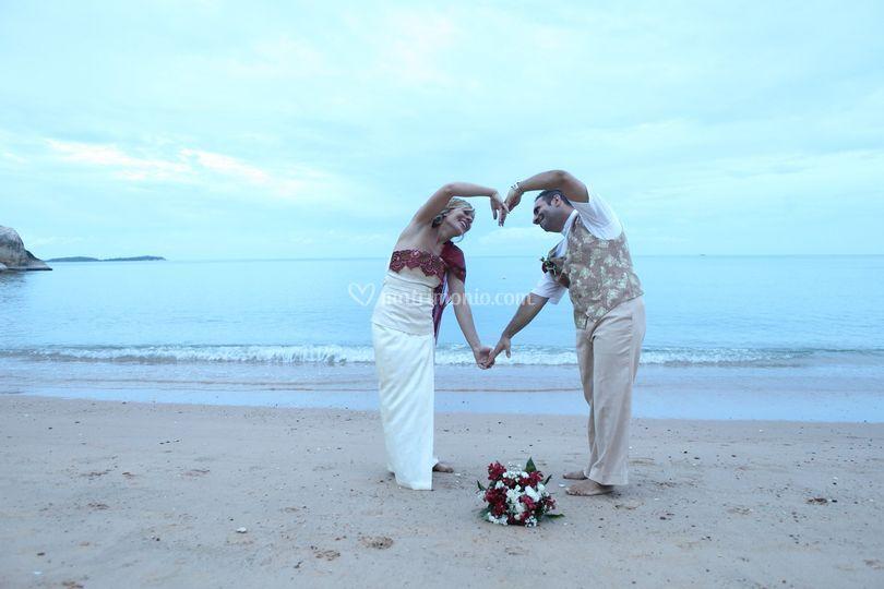 I nostri sposi rosa & marco