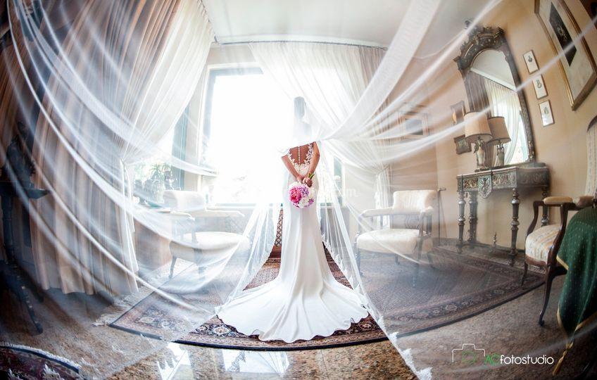 Foto sposa sicilia