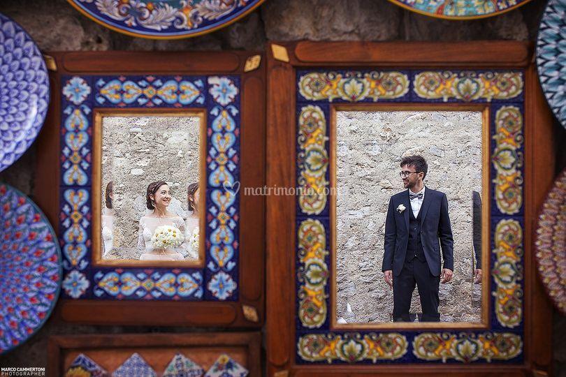 S+p wedding ravello