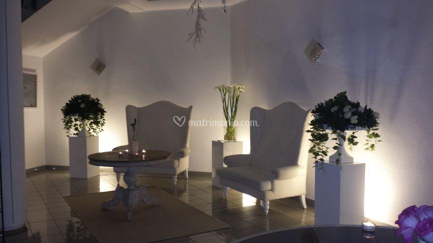 Il design degli interni di la pineta ricevimenti foto 11 - Design degli interni roma ...