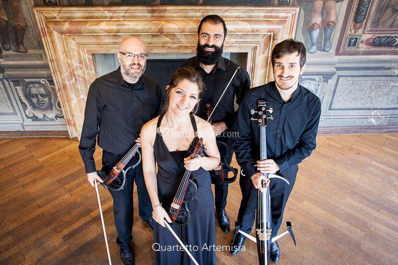 Quartetto Artemisia Elettrico