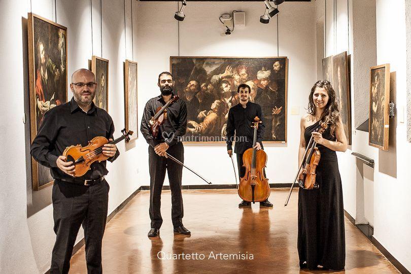Quartetto Artemisia Acustico