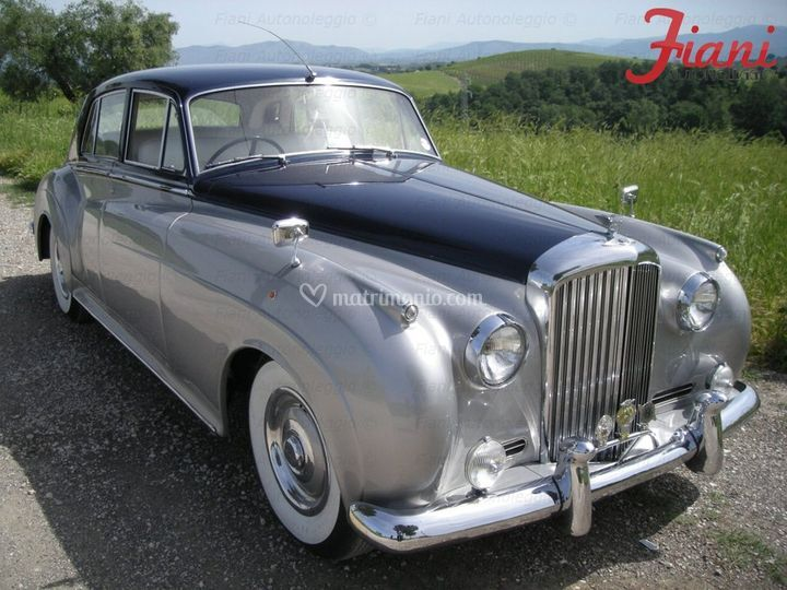 Bentley silver cloud s1 - 1956