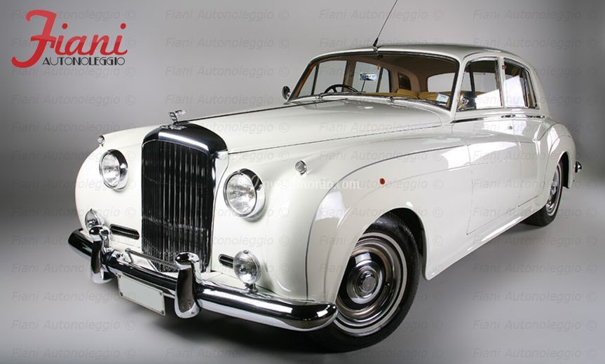 Bentley silver cloud s2 - 1960