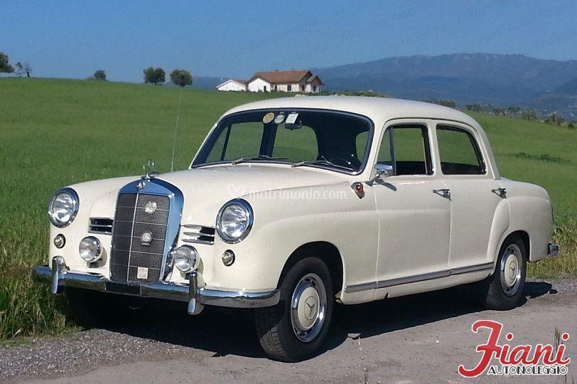 Mercedes 180 - 1957