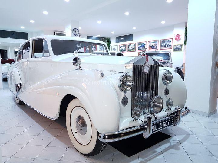 1950 Rolls-Royce Park Ward
