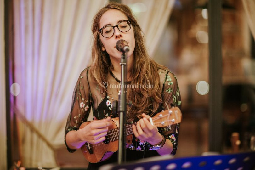 Lucia e ukulele