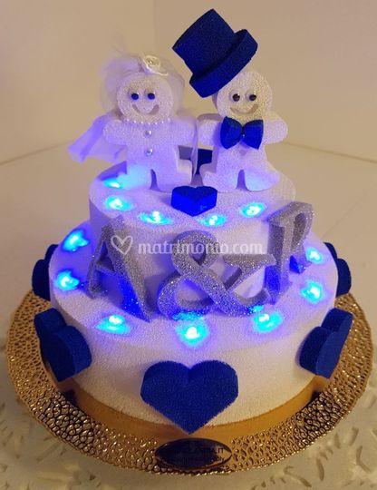 Torta Luminosa A & R