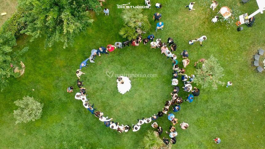 Wedding Day - Photo Drone