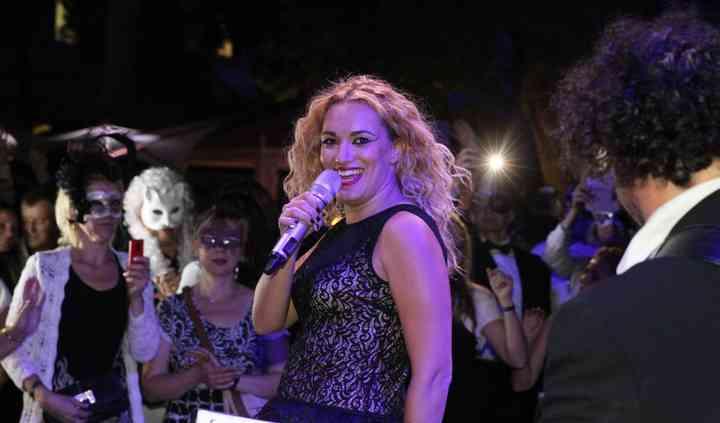 Maria Dal Rovere Live