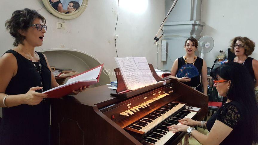 Il Soprano Rossana Stoico