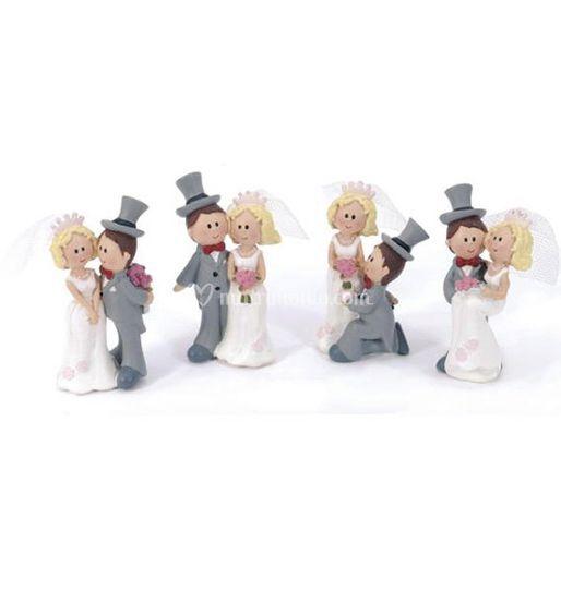 Bombiniere sposi