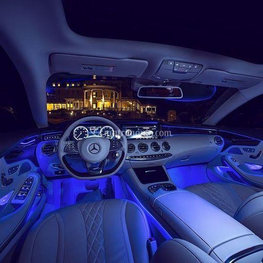 Interno Mercedes S350 Maximum