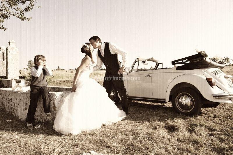Foto matrimonio reportage