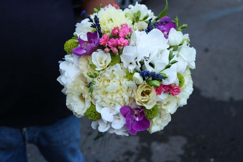 Bouquet di Flowers di Ignazio Ferrante