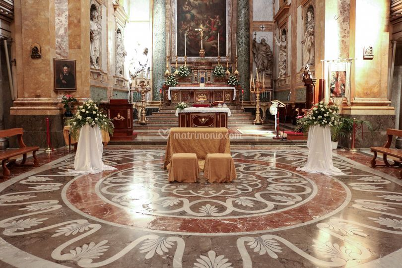 Sant'Ignazio all'Olivella