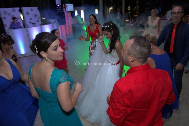 Si balla con la sposa
