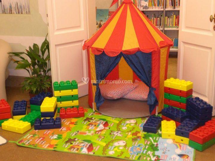 Area nursery