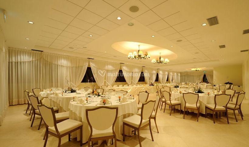 Sala per banchetti di nozze