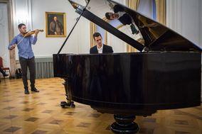 Duo Bosio - Violinista e pianista