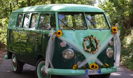 Wedding Bus