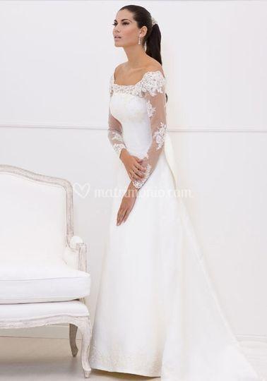 b3c069d5b441 Vestiti da sposa autunno inverno 2010-2011