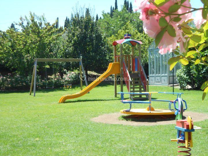 Il parco dei giochi