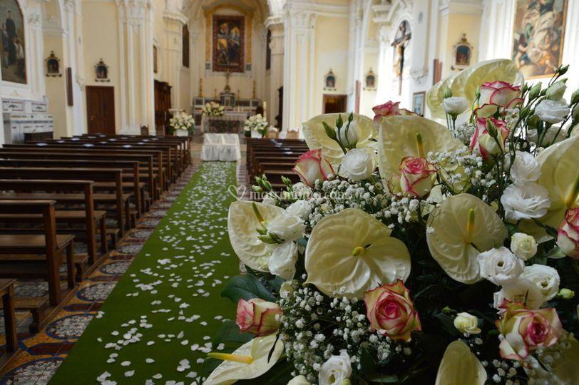 Composizioni in chiesa
