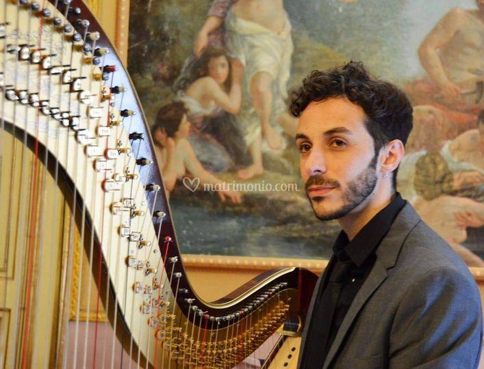 Fabio Rizza - Arpa