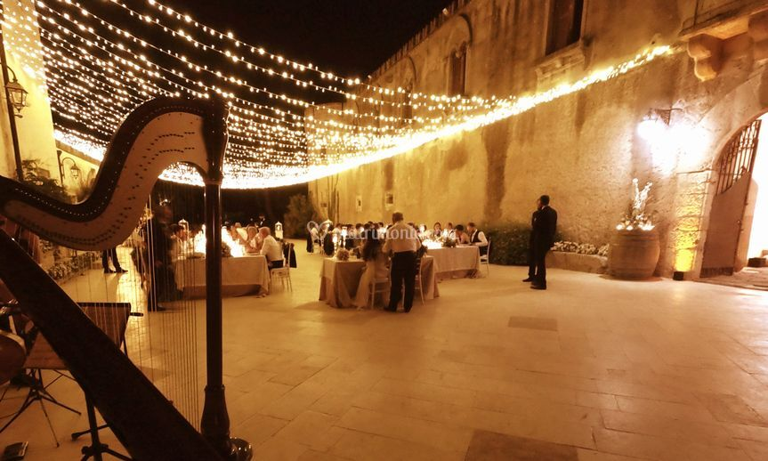 Castello del Solacium Siracusa