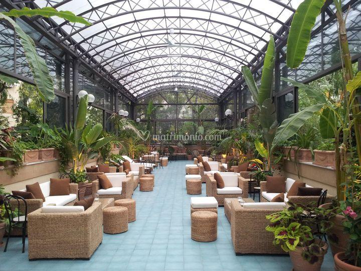 Giardino D Inverno Giapponese : Villa martorana genuardi